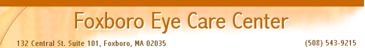 Foxboro Eye Care Center